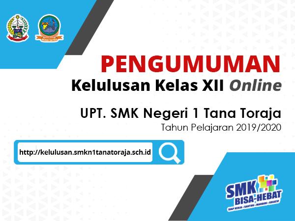 Pengumuman Kelulusan, Kepala Sekolah SMKN 1 Tana Toraja Larang Siswa untuk melakukan Konvoi