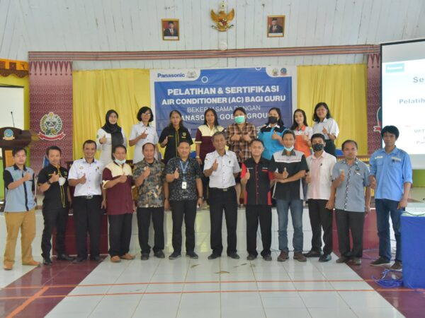 Pelatihan & Sertifikasi Air Conditioner (AC) bagi Guru SMK oleh Panasonic